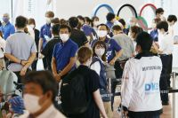 Confirman 123 casos de coronavirus relacionados con los Juegos Olímpicos