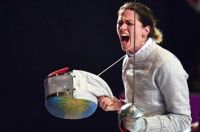 Le propusieron casamiento a una esgrimista argentina en vivo en Tokio 2020