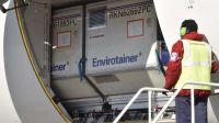 Llegó al país un nuevo vuelo con más de 800 mil vacunas de AstraZeneca