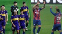 Hoy Boca vs San Lorenzo, por la Liga Profesional: formaciones, hora y TV