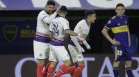 Boca cayó ante San Lorenzo por 2 a 0 en la Bombonera