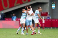Primera medalla para Argentina en Tokio: Los Pumas '7 obtuvieron el bronce