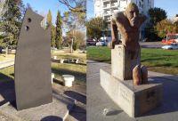 Refresh para las esculturas de la ciudad: Mirá cómo quedaron después de las restauraciones