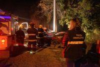 Fue identificado el joven que falleció en el accidente de Vitterbori