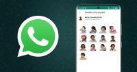 La razón por la que ya no podés usar los stickers de la niña coreana en WhatsApp