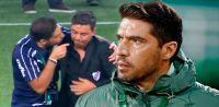 """Revelaciones del DT de Palmeiras sobre River: """"Trajo champagne para festejar"""""""