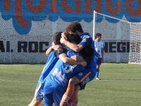 Deportivo Roca gritó campeón en tres de cinco definiciones en inferiores de la Liga