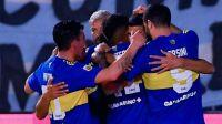 Boca se llevó un valioso triunfo ante Atlético Tucumán en el segundo tiempo