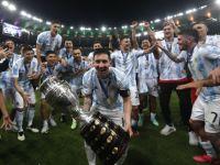Viral: Messi posteó fotos inéditas de la selección en la Copa América