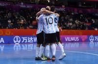Agenda deportiva: Argentina busca el pase a cuartos en el Mundial de futsal