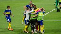 Boca venció a Patronato por penales y es semifinalista de la Copa Argentina