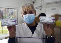 Llegaron al país más de 800 mil dosis de AstraZeneca donadas por España