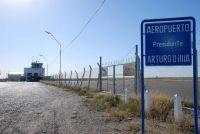Otra vez: robaron en el aeropuerto Arturo Illia de nuestra ciudad