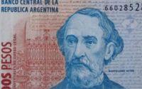 ¡Insólito! Ahora venden los billetes de 2 pesos argentinos a 70 euros