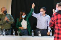 Los candidatos de Juntos Somos Río Negro vuelven a recorrer la provincia