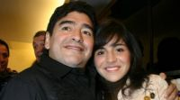 """El dolor de Gianinna Maradona a días del cumpleaños de su papá: """"Mi corazón no está listo para el 30"""""""