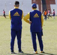 Medina y Arce recorren el país buscando talentos para Boca. Foto archivo.