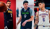 Agenda deportiva de este martes: otra jornada de acción para los argentinos en la NBA