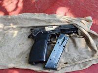 Una nena de 7 años jugaba con un revólver y le disparó en la cabeza a su hermano de 9