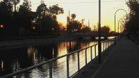 El Paseo del Canal Grande se prepara para un finde de shows al aire libre