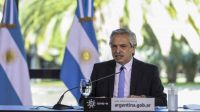 Alberto Fernández celebró que EEUU apoye la liberación de patentes