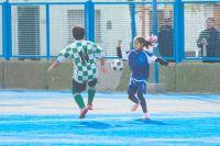 Mirá las  fotos del 3° Encuentro de Fútbol Infantil de niños y niñas