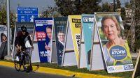 Chile abrió las mesas para elegir una Constitución que reemplace la de 1980