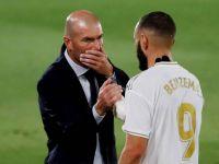 Se va: Zidane comunicó su decisión a los jugadores del Real Madrid
