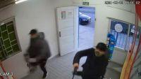 Cayó el segundo delincuente que participó del violento robo al rapipago