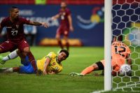 Brasil goleó 3 a 0 a Venezuela en el comienzo de la Copa América 2021