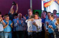 Weretilneck y Pesatti recordaron el triunfo electoral de 2015