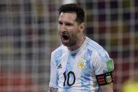 Argentina empató 1 a 1 contra Chile en su debut en la Copa América