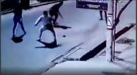 Un joven intentó frenar un hecho de violencia de género y recibió un hachazo