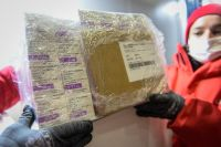 El Gobierno distribuye hoy 811.100 Astrazeneca en todo el país
