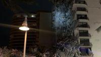 Video: dramático derrumbe de un edificio de más de 100 departamentos en Miami