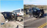 Tragedia en la ruta: tres menores muertos cuando la familia viajaba a Bariloche