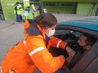 El Auto-Vac tendrá un nuevo acceso y los inspectores municipales colaborarán con el orden del tránsito